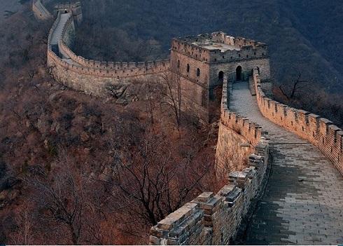 دیوار چنگیزخان بخش فراموش شده دیوار چین