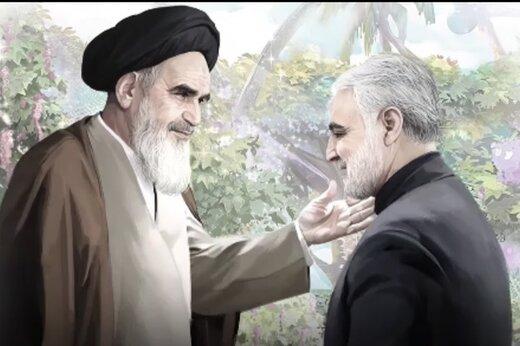 ببینید | واکنش سردار سلیمانی به اعتراض معیشتی شهروند خوزستانی که میگفت مثل امام خمینی باشید