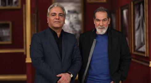 سعید سهیلی در برنامه دورهمی مهران مدیری