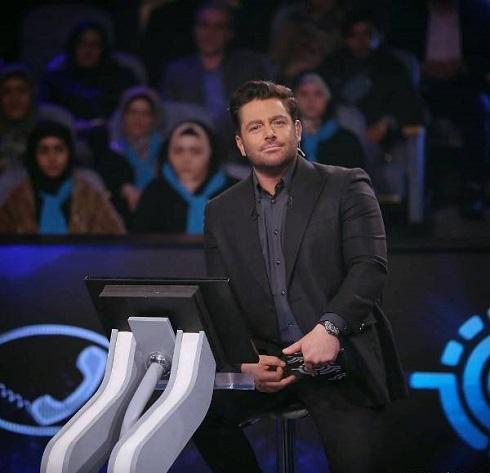 محمدرضا گلزار مجری مسابقه برنده باش