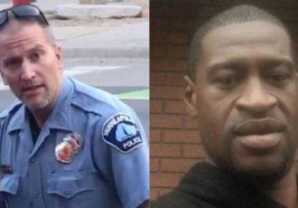 چهار مأمور پلیس مینیاپولیس به قتل «جورج فلوید» متهم شدند