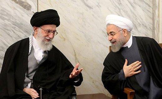 استجازه روحانی از رهبر انقلاب درباره وزارت صمت