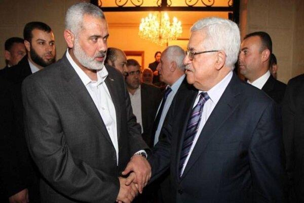 «اسماعیل هنیه» و «محمود عباس» تلفنی گفتگو کردند