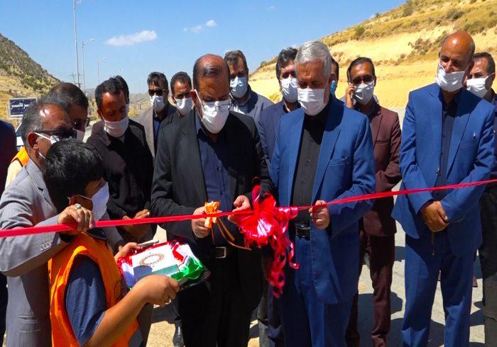 افتتاح و کلنگزنی ۱۲۹ پروژه در شهرستان بویراحمد