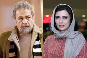 شوخی عجیب با لیلا حاتمی و شریفی نیا در سایت خارجی + عکس