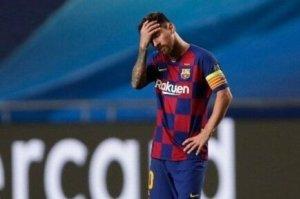 شوک به بارسلونا؛ مسی قراردادش را فسخ کرد!