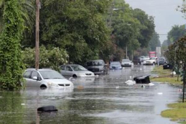 لوئیزیانا در هجوم طوفان/ ترامپ وضعیت اضطراری اعلام کرد