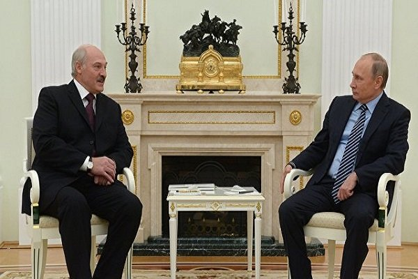 محورهای مذاکره پوتین و رئیسجمهور بلاروس