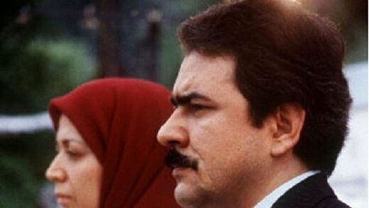 مسعود رجوی چندتا باتوم که خورد گفت غلط کردم