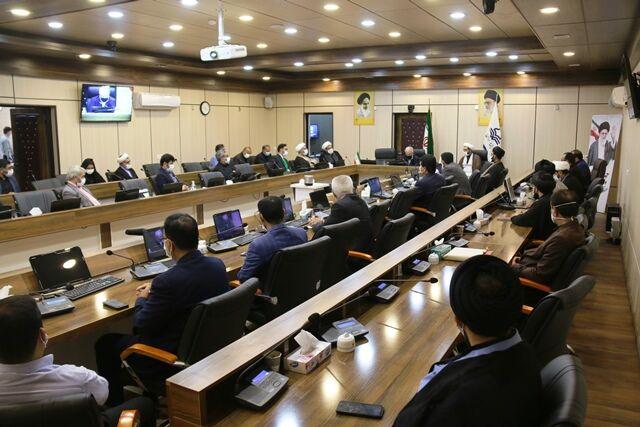 معرفی رئیس دفتر نهاد نمایندگی مقام معظم رهبری در دانشگاه یاسوج
