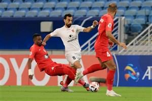 انگیزه بالای بازیکنان ایرانی مقابل نماینده امارات؛/ گزارش زنده؛ شباب الاهلی ۰- شهرخودرو ۰