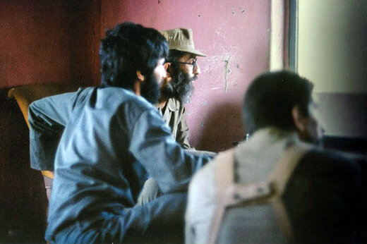 تصویر دیده نشده از رهبر انقلاب