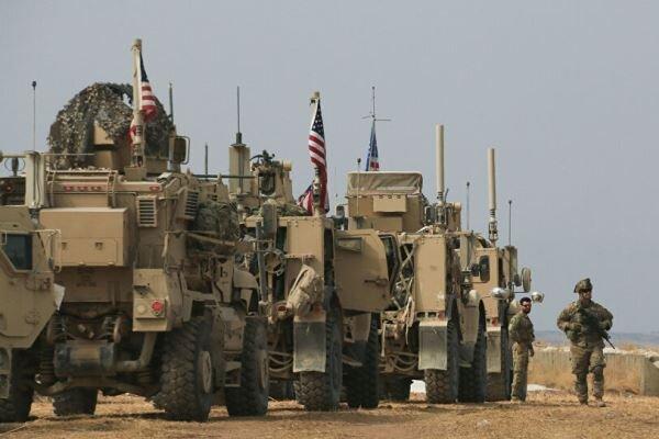 حمله به کاروان تجهیزات نظامی آمریکا در استان بابل عراق