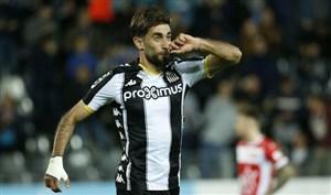 درخشش ستاره ایرانی در ترکیب شارلروا / قلی زاده بهترین بازیکن ماه فوتبال بلژیک