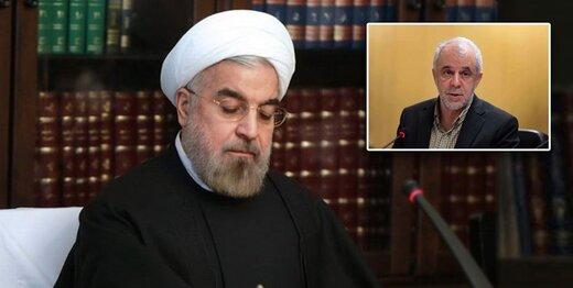 دستور فوری روحانی به رئیس بیناد شهید و ایثارگران