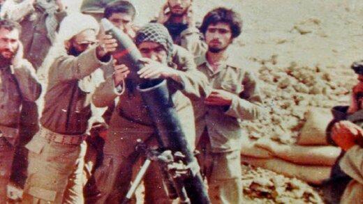 روایت شیرین رهبر انقلاب از پیرمرد خمپاره انداز