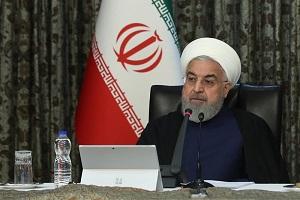 روحانی: ضدانقلاب میخواهد کشور تعطیل شود