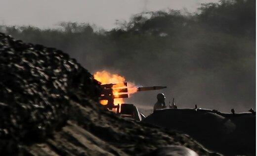 قدرتنمایی ارتش برای پهپادهای آمریکایی در تنگه هرمز
