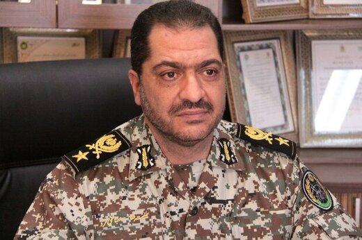 قدردانی فرمانده نیروی پدافند هوایی از پیام رهبر انقلاب