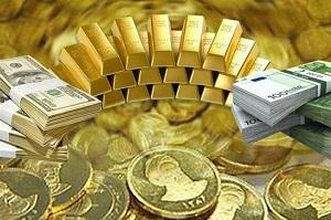 قیمت طلا، قیمت دلار، قیمت سکه و قیمت ارز ۱۹ شهریور ۹۹
