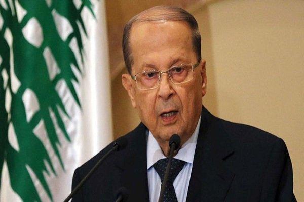 ماکرون دولت لبنان را نمی چیند