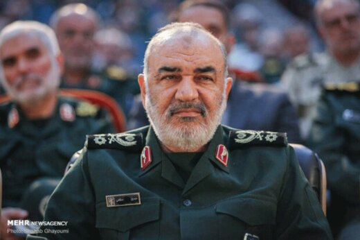 پاسخ مقام بلندپایه سپاه به احتمال جنگ نظامی آمریکا با ایران
