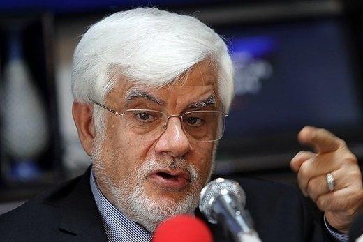 پست اینستاگرامی محمدرضا عارف و نسخهپیچی برای مقابله با آمریکا
