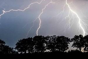 پیشبینی وقوع رگبار و رعد و برق در برخی استانهای کشور