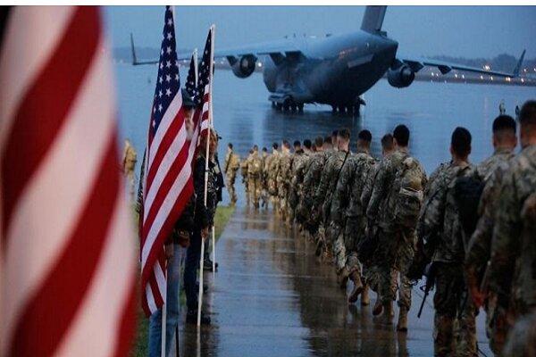 کاهش شمار نظامیان آمریکایی در عراق به ۳۰۰۰ نظامی
