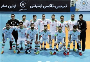 تصمیم رسمی AFC /  فوتسال جام ملتهای آسیا آذر برگزار میشود