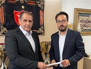 استعفای مدیر روابط عمومی پرسپولیس بعد از دو هفته