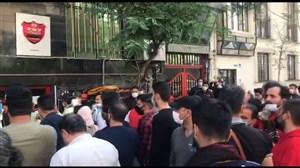 رسول پناه صندلی مدیریت پرسپولیس را واگذار کرد؛/ یک روز با حواشی عجیب فینالیست آسیا