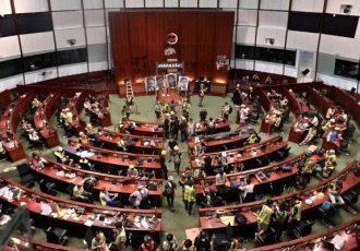 آلمان از سیاست چین در قبال هنگ کنگ انتقاد کرد