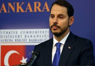 استعفای وزیر دارایی ترکیه پس از اخراج رئیس بانک مرکزی