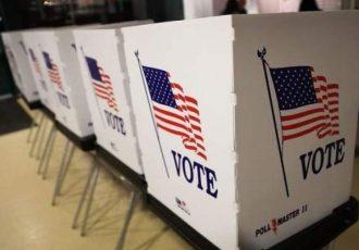 برآورد رسانه ها از آرای الکترال انتخابات ریاست جمهوری آمریکا