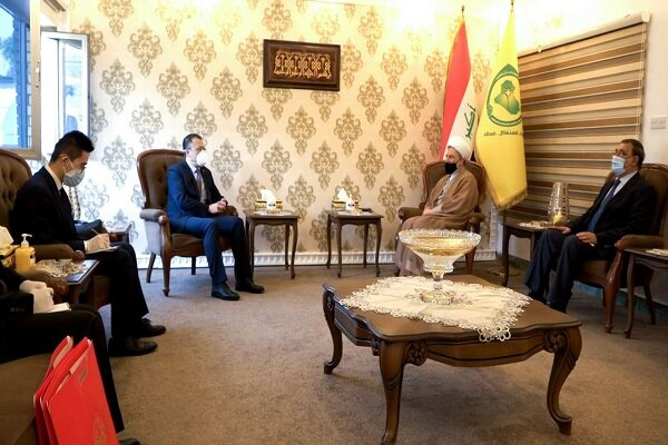تسریع روند اجرای توافقنامه اقتصادی میان عراق و چین