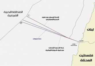 جزئیات مذاکرات ترسیم مرزی؛ دست طرف لبنانی روی خطوط «ما بعد حیفا»