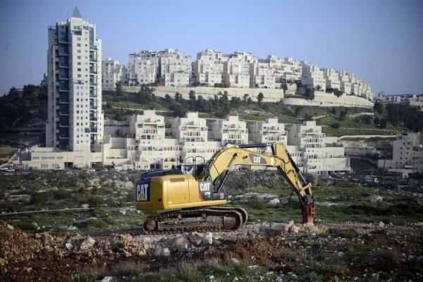 شهرکسازی اسرائیل غیرقانونی است