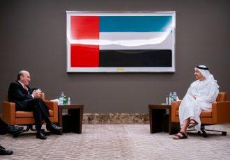 نماینده آمریکا در امور ایران با وزیر خارجه امارات گفتگو کرد