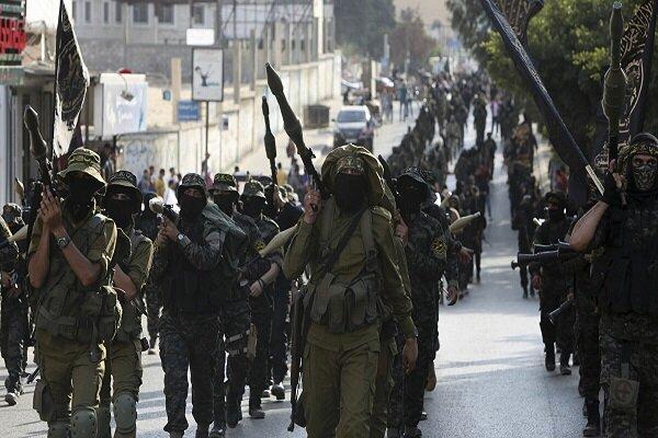 وحشت صهیونیستها از عملیات گردان های القدس فلسطین