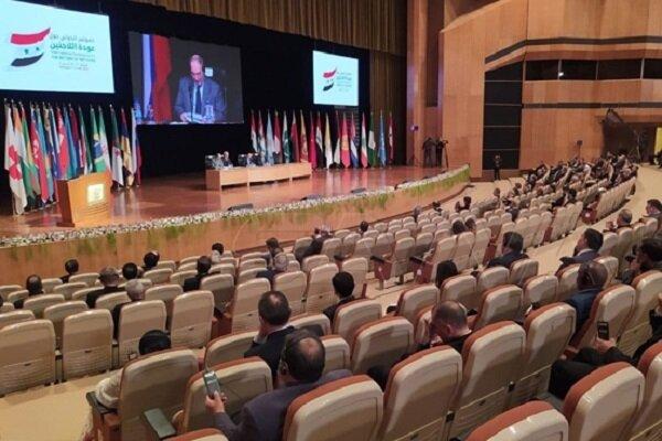 کنفرانس بازگشت آوارگان سوری بر حفظ تمامیت ارضی سوریه تاکید کرد