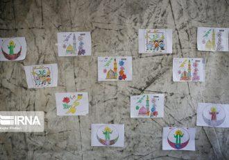 کودکان کهگیلویه و بویراحمد در مسابقه جهانی نقاشی درخشیدند