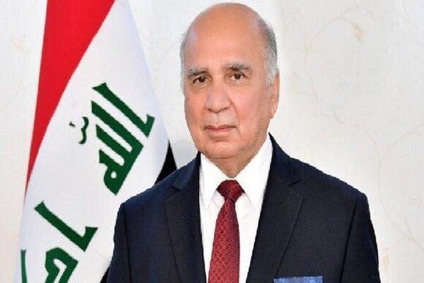 بغداد: ثبات امنیتی عراق بر روابطش با دیگر کشورها تاثیرگذار است