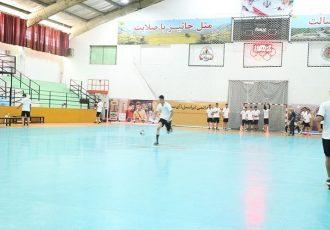 قهرمانی هندبال ایران به جوانان دهدشت رسید