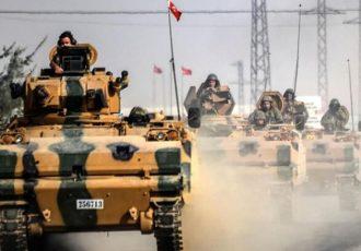 عملیات جدید ارتش ترکیه علیه کُردها آغاز شد