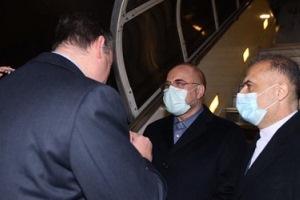 قالیباف در بدو ورود به مسکو چه گفت؟