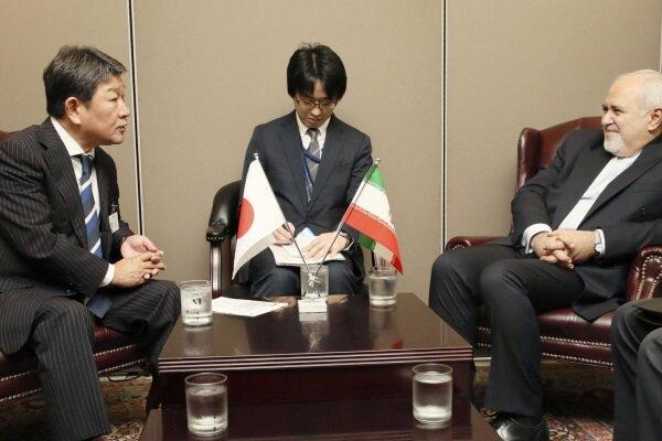 ژاپن برای کمک به حل مسئله برجام اعلام آمادگی کرد