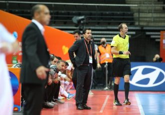 دفاعیات سرمربی تیم ملی فوتسال بعد از حذف از جام جهانی