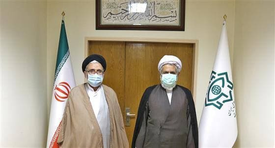 دیدار رئیس سازمان اطلاعات سپاه با وزیر اطلاعات