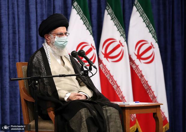رهبر معظم انقلاب: خون مطهر شهدا حقانیت جمهوری اسلامی را بر جبین تاریخ ثبت کرد